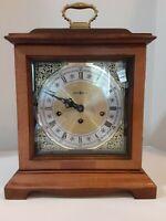 HOWARD MILLER MANTLE CLOCK W/KEY MODEL 612-437