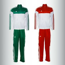 Adidas Tuta Warm Up High Quality Basket Type Stripes Uomo