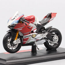 motorcycle model Diecast Toy Maisto 1/18 Ducati Panigale V4 GP Corse race scale