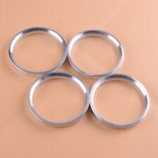 Wheel Hub Centric Rings Spacer OD = 78.1mm ID = 70.5mm Aluminium Alloy-4 rings