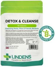 Detox & Cleanse 90 Capsules, High Strength Digestive Kidney Liver Health4463