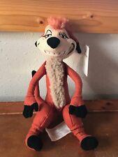Disney Broadway The Lion King Timon MeerKat Plush Stuffed Animal Doll - 10 inch