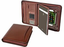 Professional Executive Business Resume Portfolio Padfolio Organizer PU Leather &