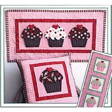 Susie C Shore Cupcake Express Pattern ST927 FREE US SHIPPING