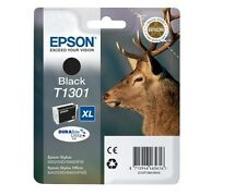 Epson T1301 BLACK FOR OFFICE B42WD SX525WD BX525WD