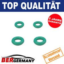 Einspritzdüse Rücklaufleitung DICHTUNG Set 4 1.4 / 1.6 TDCI / HDI / D / Multijet