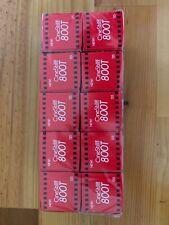 Cinestill 800T Tungsten 35mm 36 Exposure Film - 10 Rolls