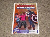 Captain America Vol. 7 # 25 VARIANT - 1st Falcon As Cap! Winter Soldier VF/NM