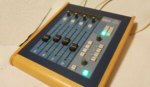 Jünger Audio MIX4 remote control Unit for Digital Broadcast Mixer