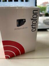 Ortofon 2M Black LVB 250 High End MM Tonabnehmer Neu vom 27.06.21 - 15h gelaufen