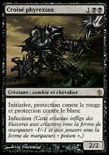*CARTAPAPA* MAGIC MTG. Croise Phyrexian / Phyrexian Crusader. MIRRODIN ASSIEGE