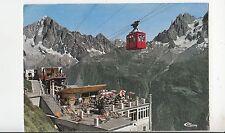 BF31457 chamonix mont blanc h s terrasse du restaurant  france front/back image