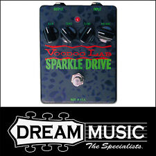 Voodoo Lab Sparkle Drive Overdrive Boost Guitar FX Pedal RRP$319