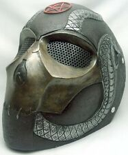 "New! Army of Two ""Cobra 2"" SlipKnot Custom Fiberglass Paintball / Airsoft Mask"