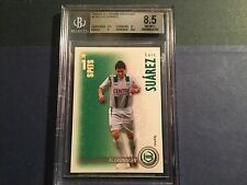 2006-07 All-Stars Eredivisie Luis Suarez Rookie Card RC BGS 8.5 Barcelona