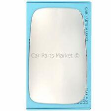 Left side Convex Wing door mirror glass for LDV 400 convoy pilot 93-06