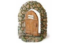 Miniature Dollhouse Fairy Garden - Cobblestone Archway Fairy Door - Accessories