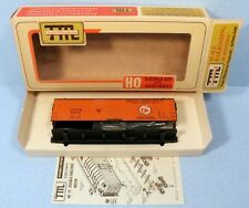 Train-Miniature HO Sioux City Dressed Beef Co. 40' Double-Sheathed Reefer Kit