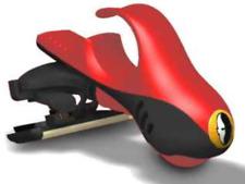 Headblade Moto Special Edition Fire Department