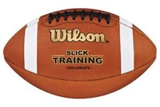 Wilson Slick Training Football Simulate Wet Condition Practice Trainer Wtf1245Ib