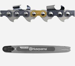 "24"" Husqvarna X-Tough Light Bar & X-Cut C83 Chain Combo for 372XP 572XP Chainsaw"