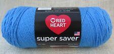 Red Heart Super Saver Yarn Delft Blue Acrylic 7 oz