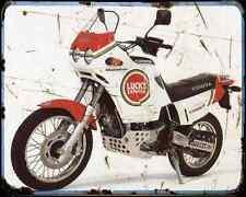 CAGIVA ELEFANT 750 94 A4 Metal Sign moto antigua añejada De