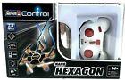 Revell Germany Nano Hexagon XS Orange- RVLE09NN, Remote Control Multicopter NEW