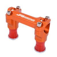 28mm HandleBar Riser Mount Clamp For  SX150 SX250 SXF350 XCF450 XC250 XC300