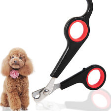 1Pair Pet Dog Cat Grooming Nail Toe Claw Clippers Scissors Trimmer Groomer Tool