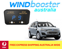 Windbooster 5-mode throttle controller to suit Ford Territory SZ 2011 Onwards