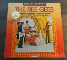 The Bee Gees DISQUE D'OR Vinyl Lp 1973 Impact 6886 553