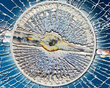 Cook Island, 2013 Chelyabinsk Meteorite, silver coin, 5 Dollar