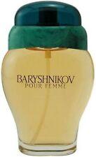 BARYSHNIKOV POUR FEMME Eau De Toilette Spray 1.7 FL.oz / 50 ML.UnBoxed new Cap