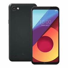 "LG Q6 LG-M703 32GB 5.5"" 4G LTE Factory GSM Unlocked Smartphone Black. Good inbox"