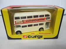 Corgi Double Decker Bus Routemaster 469 Aero