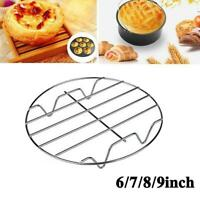 BBQ Rack Replacement Skewers Baking Tray Air Fryer For 2.5QT-6.4QT T1Y5