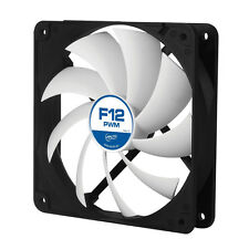 Arctic Cooling F12 PWM Rev.2 120mm Case Fan 1350 RPM (AFACO-120P2-GBA01) Artic
