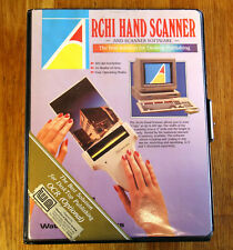 Acorn Archimedes Archi Hand Scanner Boxed
