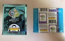 Panini WC World Cup Germany 2006 - pochette bustina tüte zakje bag
