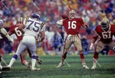 MD848 Joe Montana San Francisco 49ers Football 8x10 11x14 16x20 Photo