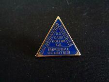 UBC Carpenters Union DC Imperial San Bernadino Riverside Countis Colton CA Pin
