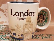 ORIGINALE Starbucks CITY MUG/TAZZA di Londra, verso .1, Global Icon, nuovo M. SKU! sold out!