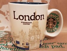 ORIGINAL Starbucks City Mug/Tasse LONDON, Vers.1,Global Icon,NEU m.SKU!SOLD OUT!