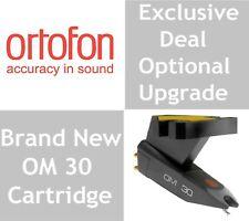 Technics Turntable Cartridge & Headshell Upgrade - Ortofon OM 30