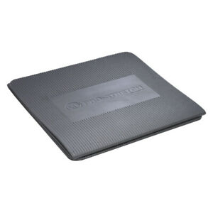 Fitness Mad Pro Stretch Tri-Fold Exercise Aerobic Mat Grey