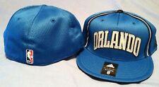 NBA ORLANDO MAGIC SWINGMAN JERSEY HOOK FLAT BRIM FITTED NBA CAP BY ADIDAS