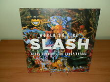 SLASH WORLD ON FIRE 2014 2 LP VINILE USATO SICURO