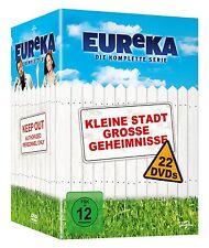 EUReKA DIE GEHEIME STADT DIE KOMPLETTE SERIE DVD BOX SET DEUTSCH