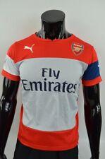 Arsenal FC 2014-15 PUMA GUNNERS Training Football Shirt  SIZE XL.BOYS - XS adult